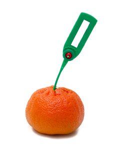 Free Tangerine Transportation Stock Images - 18319874