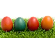 Free Easter Eggs Royalty Free Stock Images - 18319879
