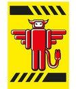 Free Devil Virus Royalty Free Stock Image - 18324456