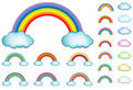 Free Rainbow Stock Image - 18325441