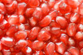 Free Macro Of Peeled Ripe Seeds Pomegranate Stock Images - 18326024