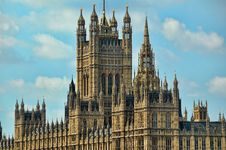 Free Parliament Close Up Royalty Free Stock Image - 18320586