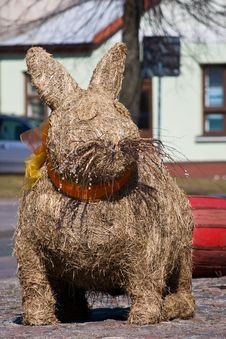 Free Easter Bunny Stock Photo - 18321000