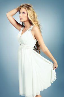 Free Summer Dress Royalty Free Stock Image - 18321236