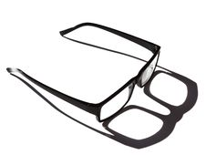 Free Reading Glasses Royalty Free Stock Images - 18321309