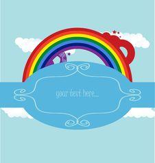 Free Rainbow Stock Image - 18321791