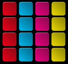 Squares Royalty Free Stock Images