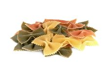 Free Italian Pasta Farfalle Stock Photos - 18322693