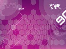 Free Technology Background Stock Image - 18322801