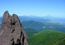 Free Mountain Landscape Royalty Free Stock Image - 18323186