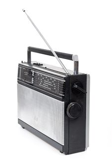 Free Old Radio Stock Photography - 18324542