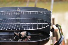 Barbecue Stove Royalty Free Stock Photography