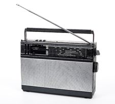 Free Old Radio Royalty Free Stock Images - 18325609