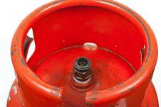 Free Red Gas Balloon Royalty Free Stock Photo - 18325655