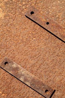 Free Rusty Metal Stock Photography - 18326692