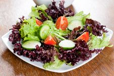 Free Fresh Salad Stock Images - 18326894