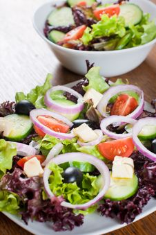 Free Fresh Salad Stock Photos - 18326963