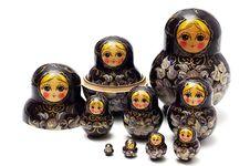Free Matryoshka Stock Photo - 18327140