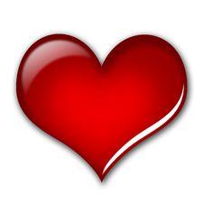Free Heart. Stock Image - 18328431