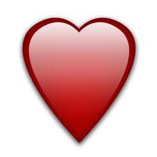 Free Heart. Royalty Free Stock Photo - 18328445