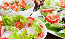 Free Fresh Salad Stock Image - 18328921