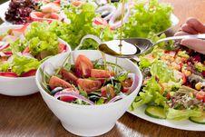Free Fresh Salad Stock Photo - 18329160