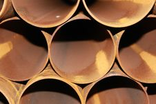 Free Rust Pipes Texture 1 Stock Photos - 18329243