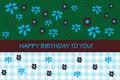 Free Birthday Card Stock Photos - 18333153