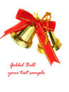 Free Golden Bell Royalty Free Stock Image - 18338206
