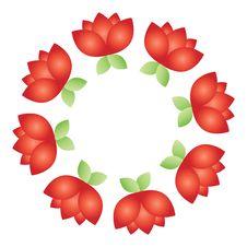 Free Flower Ring Stock Photos - 18330023