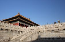 Free Forbidden City Royalty Free Stock Photos - 18330348
