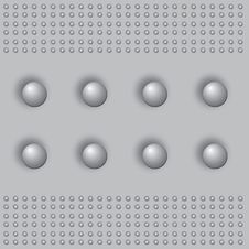 Free Steel Pattern Stock Image - 18331241