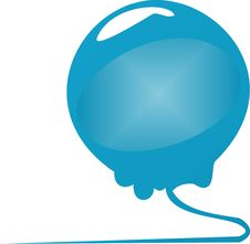 Free Balloon Logo Stock Photos - 18331333