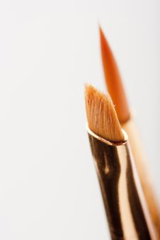 Free Brushes Stock Photography - 18332002