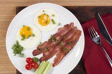 Free Fried Eggs Stock Photos - 18332313