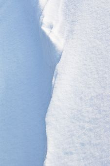 Free Snow Background Royalty Free Stock Image - 18332326