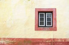 Free Window From Tibet Stock Photography - 18333242