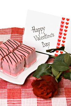 Free Valentine S Day Stock Photography - 18333272