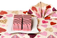Free Pink Cakes Stock Photo - 18333360