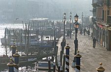 Free Venice In Winter Stock Photos - 18334233