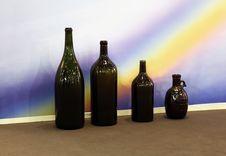 Free Wine Bottles Stock Photo - 18334500