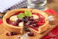 Free Jelly Tart Royalty Free Stock Photos - 18335178