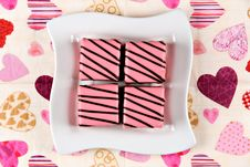 Free Pink Cakes Stock Images - 18335854