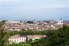 Free View At Rome Stock Images - 18336004