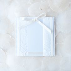 Free Wedding Card Royalty Free Stock Images - 18336009