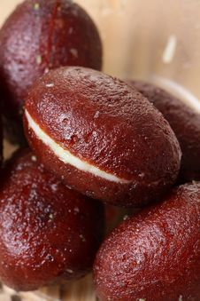 Free Gulab Jamun Royalty Free Stock Images - 18336129