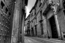 Free Toledo Alley Stock Photos - 18336583