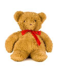 Free Teddy Bear Royalty Free Stock Photos - 18336848