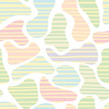 Free Abstract Seamless Pattern Stock Photo - 18337120
