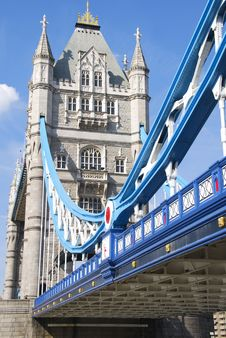Free Tower Bridge Stock Photography - 18337162